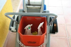 A importância de limpeza profunda da casa