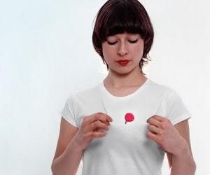Remover manchas de tinta da roupa
