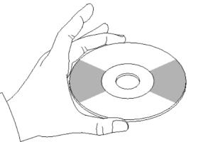 Aprender a limpar um CD ou DVD
